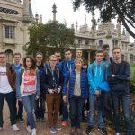 uczniowie zwiedzają Anglię 9