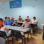 zebranie rodziców uczniów wyjeżdżających na praktyki zagraniczne do Portsmouth iDrezna 3