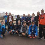 uczniowie zwiedzają Anglię 7