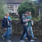 uczniowie zwiedzają Anglię 3