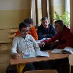 zajęcia dla grupy wyjeżdżającej na praktyki 6