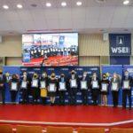 Wręczenie dyplomów na Gali szkoła Innowacji 2021