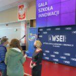 Wywiad z dyr. Anną Smolińską podczas Gali Szkoła Innowacji 2021